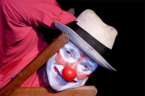 Clown für Kinder BAcknang